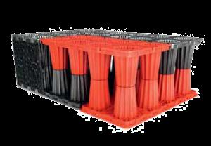 rectangular column connections